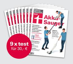 """Bild zu 9 Ausgaben Stiftung Warentest für 30,00 € + Buch """"Schnelle Hilfe im Pflegefall"""" und Notizbuch gratis"""