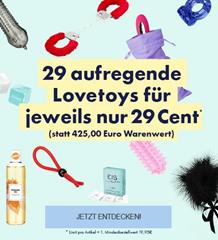 Bild zu zum mitbestellen bei Eis.de: 29 Lovetoys für je 29 Cecnt