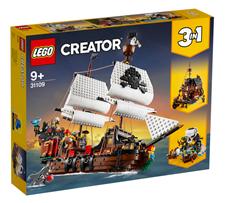 Bild zu LEGO 31109 Piratenschiff Bausatz für 64,99€ (VG: 75,96€)