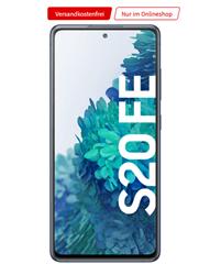 Bild zu [Top] Samsung S20 FE für 1€ (VG: 469€) mit 12GB LTE Datenflat, SMS und Sprachflat im o2 Netz für 19,99€/Monat