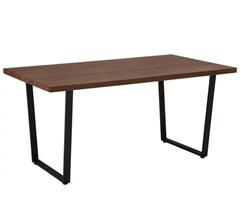 Bild zu Esstisch in Walnussfarben Dave ca. 160x90cm für 69,30€