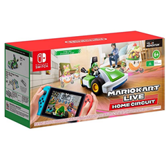 Bild zu Mario Kart Live: Home Circuit (Luigi) für 88,89€ (VG: 103,85€)