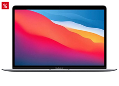 Bild zu Apple MacBook Air 13″ 2020 M1 MGN73D/A für 1.218,98€ (VG: 1.361,90€)
