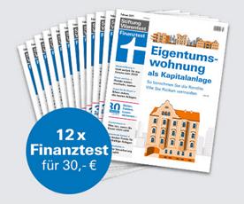 """Bild zu [wieder da] 12 Ausgaben Finanztest (Vergleich: 69€) + Finanztest """"Steuern 2021"""" + Notizbuch für 30€"""