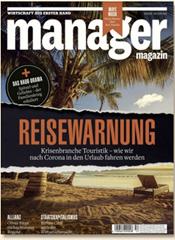 """Bild zu Schnupperabo für 6 Monate (6 Ausgaben) """"Manager Magazin"""" für 54€ mit 55€ BestChoice Gutschein als Prämie"""