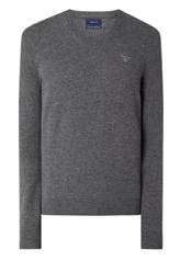 Bild zu Gant Pullover aus Lammwolle für 59,99€ (VG: 71,70€)