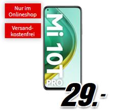 Bild zu XIAOMI Mi 10T Pro für 29€ (VG: 529,89€) mit 6GB LTE Datenflat, SMS und Sprachflat im o2 Netz für 19,99€/Monat