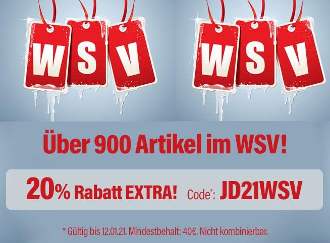 Bild zu Jeans Direct: 20% Extra-Rabatt auf alle Artikel im Sale (40€ MBW)