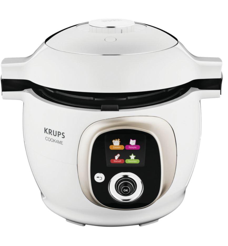 Bild zu KRUPS Cook4Me Multikocher CZ700110 1200W für 90,24€ (VG: 109,95€)