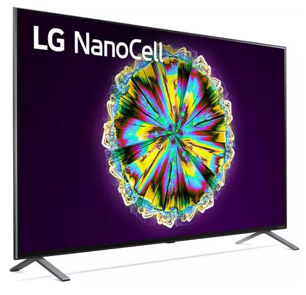 Bild zu 8K LG 55NANO959NA NanoCell LCD TV (Flat, 55 Zoll / 139 cm, UHD 8K, SMART TV, webOS 5.0 (AI ThinQ)) für nur 993,65€