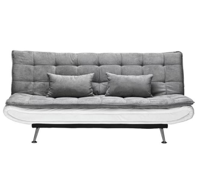 Bild zu Modern Living Schlafsofa in drei verschiedenen Farben mit Bettfunktion für 209,30€