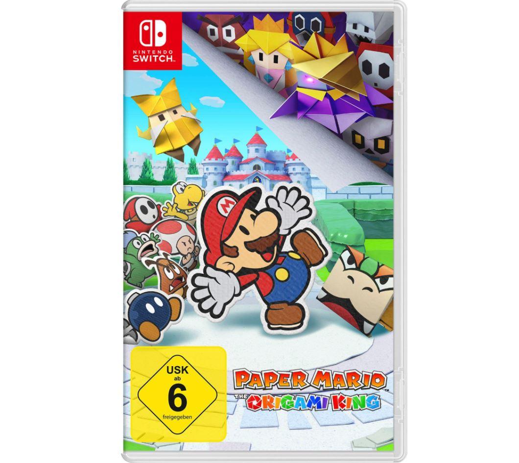 Bild zu [vorbei] Paper Mario: The Origami King – Spiel für die Nintendo Switch für nur 36,95€ (VG: 44,97€)