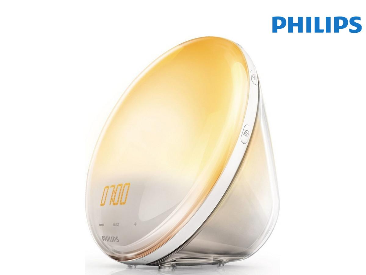 Bild zu Wake-Up Light Philips HF3521/01 für 99,95€ (Vergleich: 164,99€)