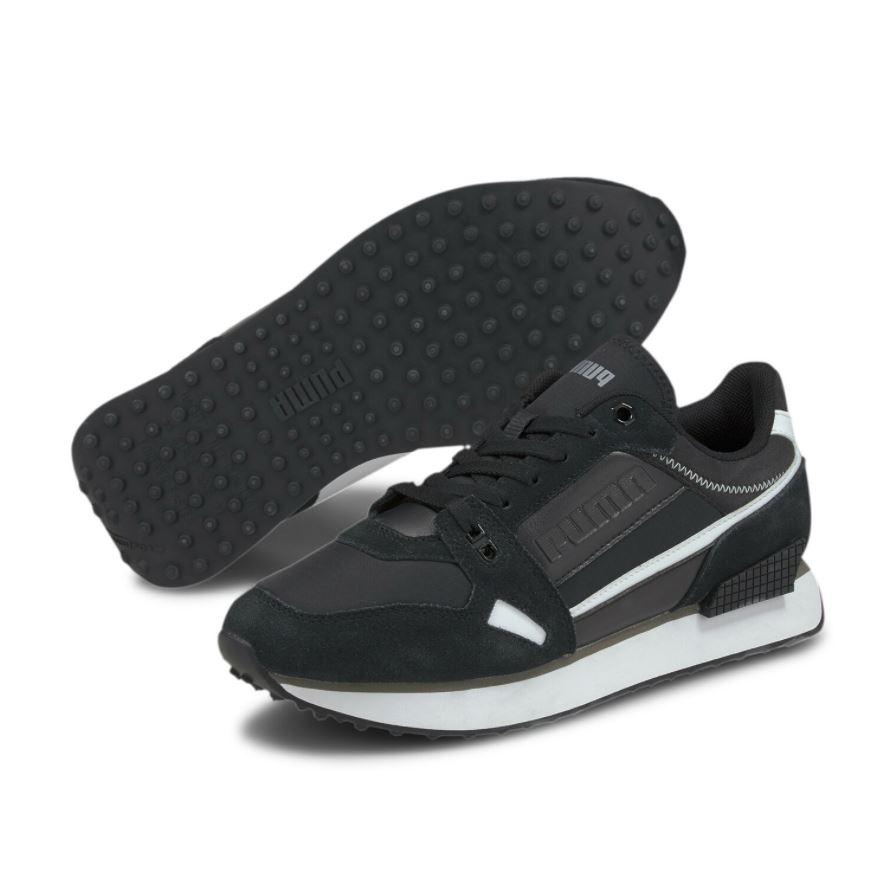 Bild zu PUMA Mile Rider Chrome Desert Damen Sneaker in drei Farben (Gr.: 35,5 – 42) zu je 35,96€ (VG: 73€)