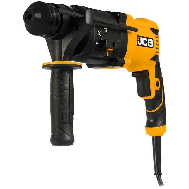 Bild zu JCB Bohrhammer und Meißelhammer RH850 für 69,90€ (Vergleich: 79,90€)