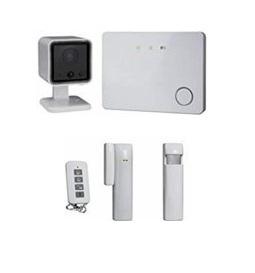 Bild zu Smartware Alarmsystem Set mit Bewegungsmelder und Kamera für 49,99€ (Vergleich: 69,90€)