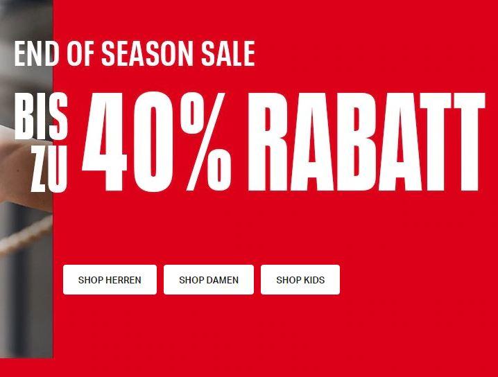 Bild zu Under Armour: End of Season Sale mit bis zu 40% Rabatt