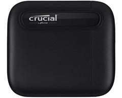 Bild zu Crucial CT2000X6SSD9 X6 2TB Portable SSD für 165,34€ (VG: 226,29€)