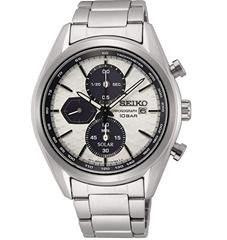 Bild zu Seiko Herren Analog Japanischer Quarz Uhr mit Edelstahl Armband SSC769P1 für 178,29€ (VG: 326,19€)
