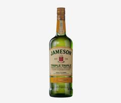 Bild zu Jameson Triple Triple 40% 1L für 25,90€ (VG: 35,80€)