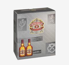 Bild zu Chivas Regal 12y 40% 2 x 1L Twinpack für 48,51€ (VG: 62,66€)