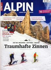"""Bild zu 12 Ausgaben der Zeitschrift """"Alpin"""" für 78€ + 65€ Amazon Gutschein"""