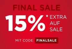 Bild zu [nur noch dieses Wochenende] Engelhorn: 15% Extra Rabatt auf Sale Produkte