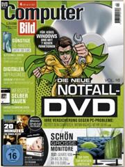 """Bild zu 13 Ausgaben """"ComputerBild mit DVD"""" für 79,95€ + 80€ Amazon.de Gutschein als Prämie"""
