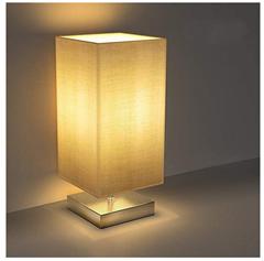 Bild zu TECKIN Nachttischlampe (E27) im Retro-Design für 15,99€