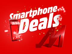 Bild zu MediaMarkt Smartphone Deals: z.B. XIAOMI Redmi Note 9 Pro 128 GB Interstellar Grey Dual SIM für 185€ (VG: 209€)