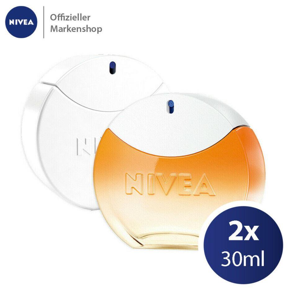 Bild zu NIVEA Eau de Toilette Duftset 30ml Creme Duft + 30ml SUN EdT Femme für 42,99€ (VG: 47,30€)