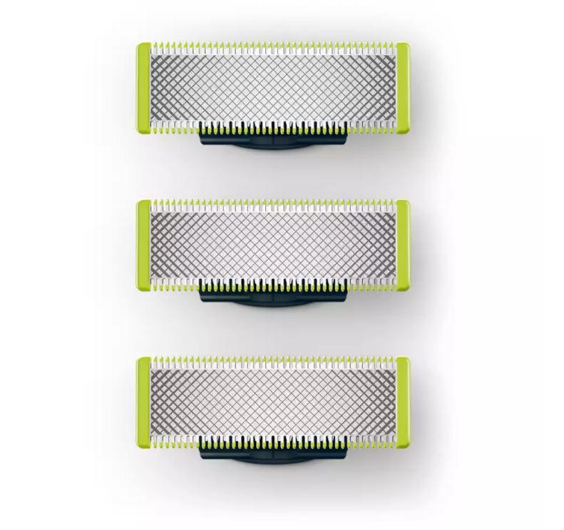 Bild zu 3er Pack OneBlade Ersatzklingen QP230/50 ab 21,29€ (VG: 32,90€)