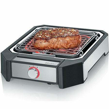 Bild zu Elektro Hochtemperaturgrill Severin PG 8545 Steakboard für 59,99€ (Vergleich: 66,95€)