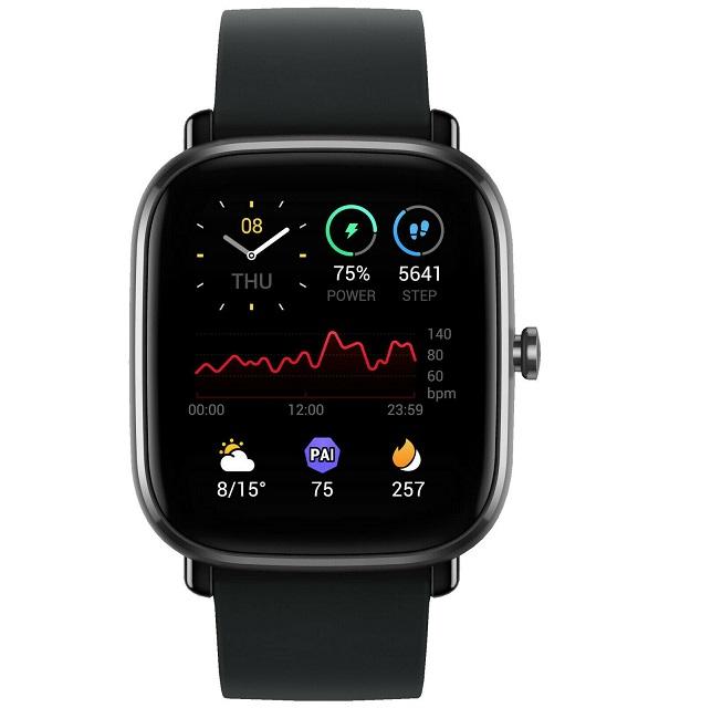 Bild zu Smartwatch AMAZFIT A2018 GTS 2 Mini für 77€ (Vergleich: 86,99€)