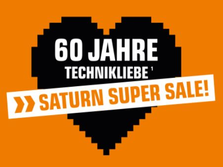 Bild zu SATURN SUPER SALE mit verschiedenen Angeboten, so z.B. bis zu 300€ Rabatt auf Fernseher