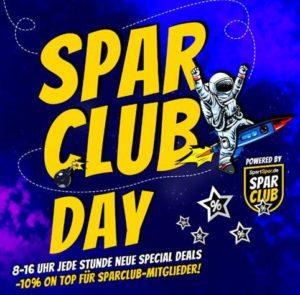 sparclub day