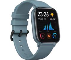AMAZFIT A1914 GTS Smartwatch Aluminium Kunststoff Silikon, 120 mm 87 mm, Steel Blue Smartwatch ka[...]