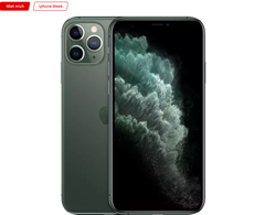 APPLE iPhone 11 Pro 256 GB Nachtgrün Dual SIM 256 Smartphone MediaMarkt