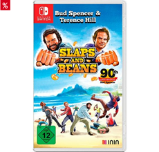 Bild zu Bud Spencer & Terence Hill: Slaps and Beans für Nintendo Switch für 22,82€ (VG: 29,99€)
