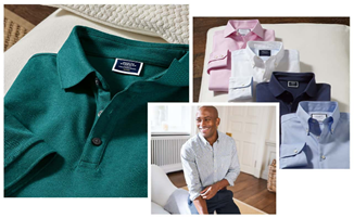 Charles Tyrwhitt Herrenhemden, Anzüge, Krawatten, Schuhe Accessoires - von der Londoner Jermyn Street[...]