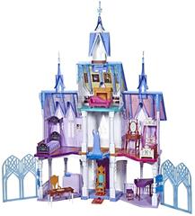 Disney La Reine des Neiges 2 - L'Extraordinaire Château d'Arendelle d'Elsa et Anna - 1m50 de haut - 4[...]