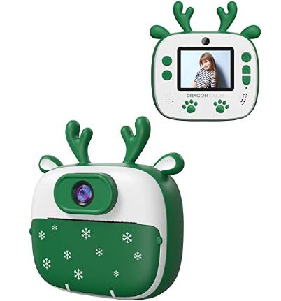 Bild zu Dragon Touch Digitalkamera/Sofortbildkamera für Kinder mit Druckpapier für 29,99€