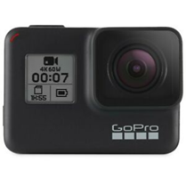 GoPro HERO7 Black Action-Kamera