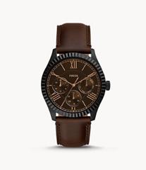 Bild zu Fossil Herrenuhr FS5635 Chapman Multifunktion in Braun für 63,60€ inkl. Versand (VG: 125,20€)