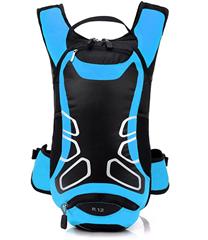 Bild zu Lixada Fahrrad Schulter Rucksack 12L (Wasserabweisend) für 19,98€