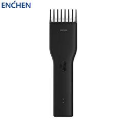Bild zu ENCHEN Elektrischer Haarschneider in Schwarz für 11,69€ (VG: 16,59€)