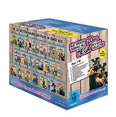 Bild zu Bud Spencer & Terence Hill – 20er Mega Blu-ray Collection (20 Discs) für 66,83€
