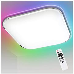 Bild zu Hengda RGB LED Deckenleuchte mit 30% Rabatt bei Amazon