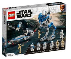 Bild zu Amazon Spanien: LEGO Star Wars – Clone Troopers der 501. Legion (75280) für 17,02€ (VG: 24,85€)