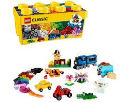 Bild zu LEGO 10696 Mittelgroße Bausteine-Box Bausatz für 19,90€ (VG: 25,46€)